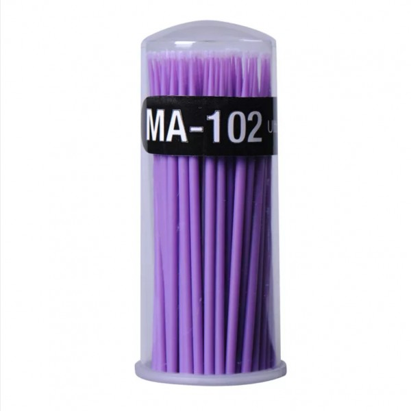 Microbrush Tub violet