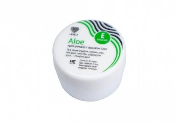 Remover Cream Lovely Aloe