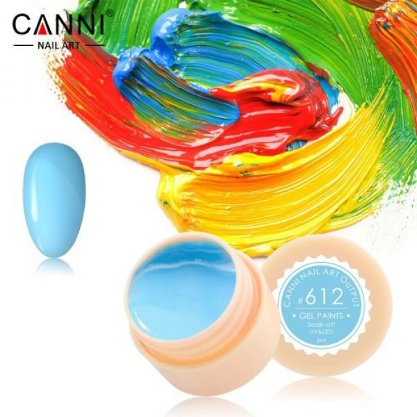 Gel Paints Canni 612