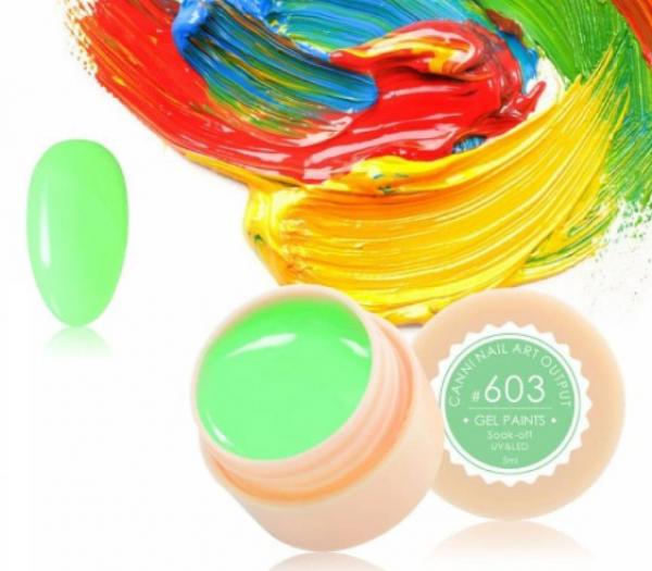 Gel Paints Canni 603