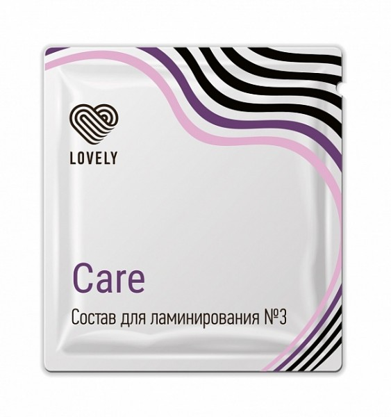 Solutie pentru laminare Lovely Care