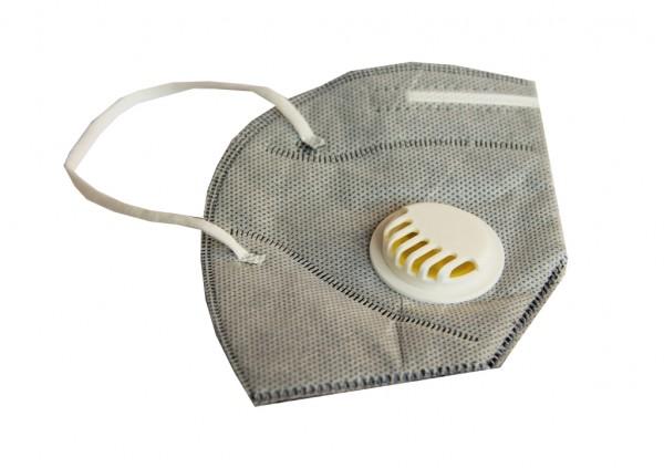 Masca respiratorie cu filtru de carbon