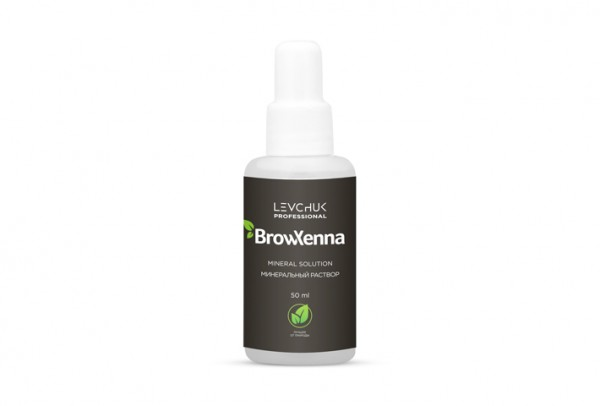 Solutie minerala Aqua Mineral BH Brow Henna