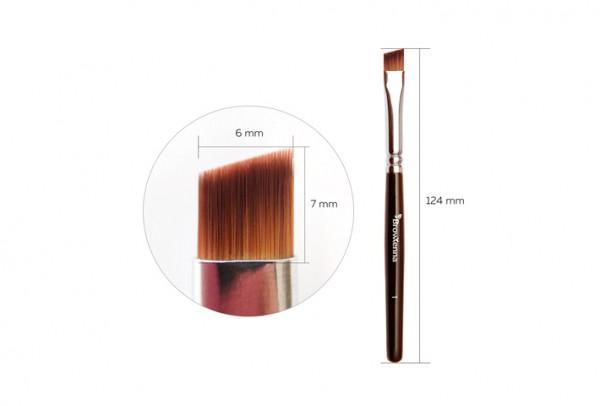 Pensula pentru sprincene BrowXenna N1