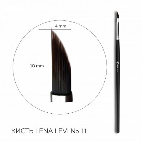 Pensula pentru sprâncene Lena Levi nr.11