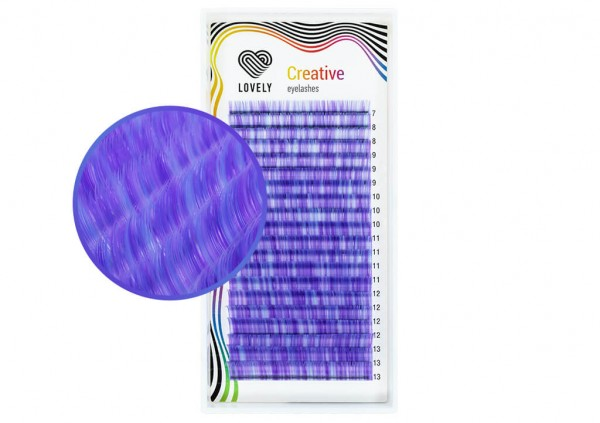 Gene colorate Lovely N5